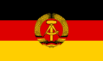 Flag of the DDR