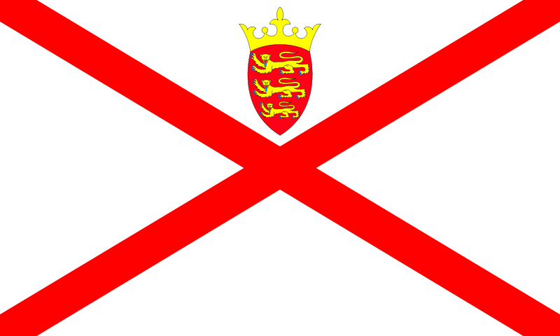 Flag of Jersey (38342 bytes)