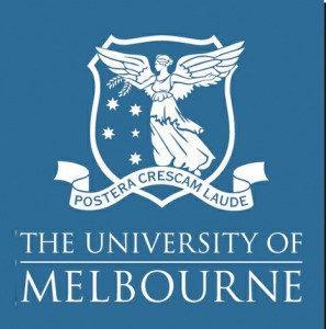 University of Melbourne logo (25514 bytes)